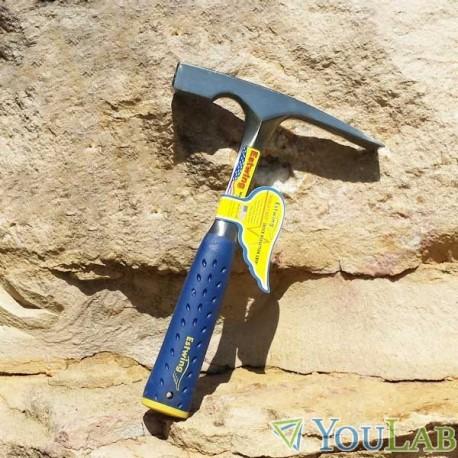 Marteau de géologue égriseur