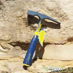 Marteau de géologue Estwing égriseur 860g